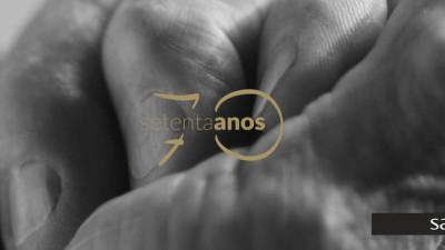 Saccaro. 70 anos contando histórias.
